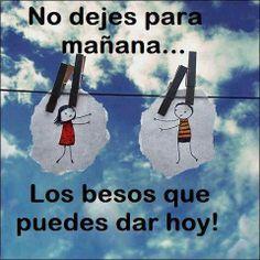 #reflexiones #besos #besar