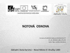 Základní škola Karviná – Nové Město tř. Družby 1383 Ppt, Teaching, Author, Hampers, Literatura, Education, Learning, Tutorials
