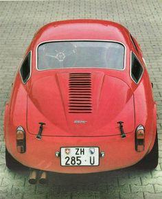 1960 Abarth 700 Le Mans Berlinetta