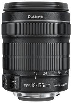 EF-S 18-135 mm f/3.5-5.6 IS STM Lens