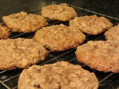Quick and easy oatmeal cookie recipe that even a beginner can make perfectly. This recipe makes 48 cookies and bakes in 10 minutes.