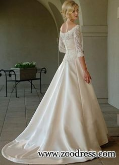 romantic_lace_wedding_dress.jpg 400×553 pixels