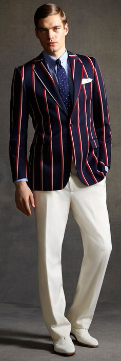 "by Brooks Brothers inspired by ""Gastby the Great"" (6) Hell... I think I could get away with this ensemble... : } R.L."