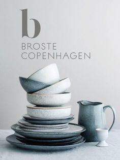 Wunderschönes Nordic Geschirr von Broste Copenhagen #nordic #nordicliving #geschirr