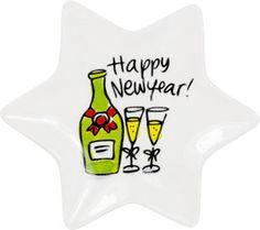 Kerstschaaltje Champagne van Blond-Amsterdam - Blond-Amsterdam officiële website