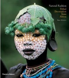 Traditional African face painting (make-up)