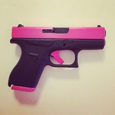 Pink Glock 42 for Juliet