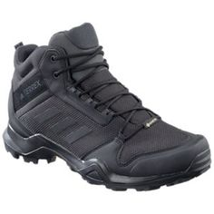 adidas Outdoor Terrex AX3 Mid GTX Shoes for Men - Black Black Carbon - 8M 1411c78a918