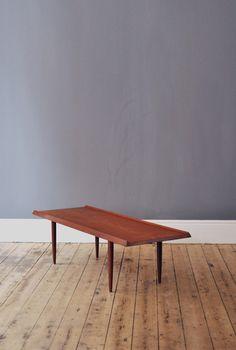 1960's Danish coffee table