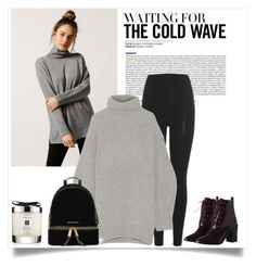 """""""All About Your Style"""" by sweet-jolly-looks ❤ liked on Polyvore featuring Monrow, adidas Originals, Acne Studios, Zimmermann, MICHAEL Michael Kors, Jo Malone, michaelkors, Leggings and Turtlenecks"""