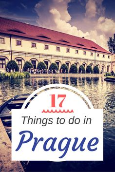 There are so many things to do in Prague, Czech Republic. Prague is on everyone's list when heading to Europe. We have made a list for you of the best things to do in Prague. Enjoy. #prague #czechrepublic #europe