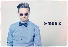 MUNIC - WINTER 2013 / SPRING 2014 KAMPAGNE #Municeyewear #munic