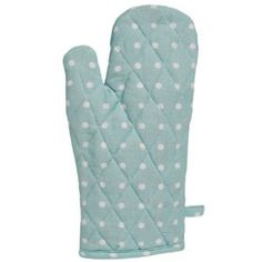 This stylish blue classic spotted cotton oven glove measures (length) x (width). It is cotton and can be washed at without bleach and air dryed. There is a pretty matching tea towel available (see below). Oven Glove, Tea Gifts, Kitchen Linens, Blue Polka Dots, Tea Towels, Cool Designs, Gloves, Classic, Cotton