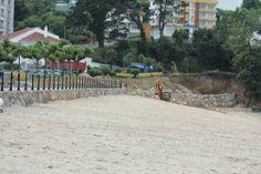 Playa de Miño: ¿Se finalizará antes de julio?