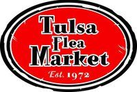 Tulsa Flea Market on the fairgrounds. Used to sell stuff there in the