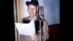 Bing Crosby - It's Alright With Me (1955)