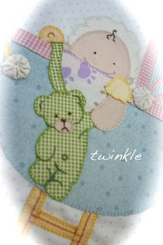 TWINKLE PATCHWORK: Baby is coming