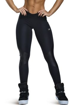 La Bella Mafia- Front Bright Legging $70