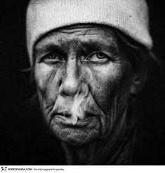 12 Portraits photographiques magnifiques en noir et blanc de SDF | imediabuzzy
