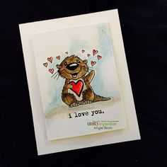 You otter love this :) Otters for you by request!