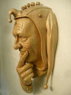 Ян Норбери признан одним из ведущих мировых мастеров в области деревянной скульптуры. Его работы находится в коллекциях по всему миру