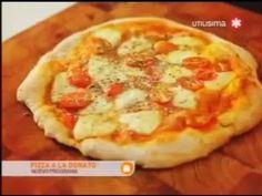 Pizza a la Donato hoy diferentes masas de Pizzas Cap 4 - YouTube