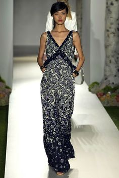 spring 2013 ready-to-wear #runway Mulberry
