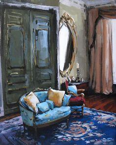 David Lloyd - great interior