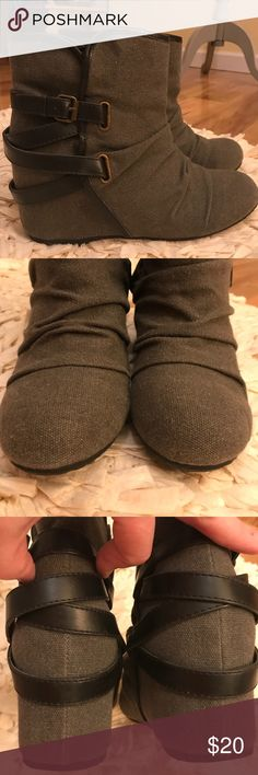 15f21b31c62 91 Best Wedge Boots images in 2019 | Wedges, Bootie boots, Heels