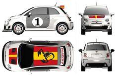 Cristian Plaza livery - Top Designers for Top Drivers: join the challenge http://www.mychallenge.abarthworld.com/uk/en/challenge/?Challenge=12