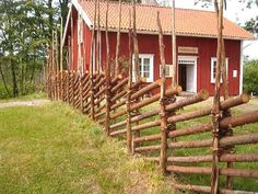 From Carl Linnaeus farm site at Råshult in Småland Sweden