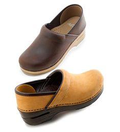 Dansko® Women's Professional Leather Clog