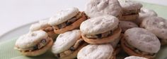 HAZELNUT MERINGUES WITH CHOCOLATE CHIP MASCARPONE MOLTO BATALI