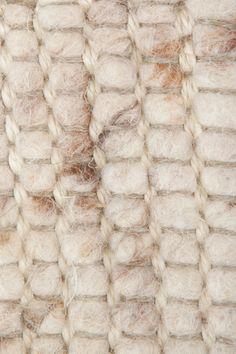 Vloerkledenwinkel Basic Wool Weave 32 - Vloerkledenwinkel.nl