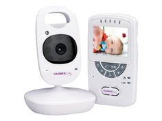 Lorex SWEET PEEP wireless Baby monitoring system #HowardStoreHoliday
