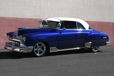 1951 Chevrolet Bel Air 2 Door