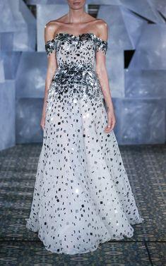 fefce8efefc9 Mira Zwillinger Lenny Off-The-Shoulder Gown W Dresses, Evening Dresses,  Formal