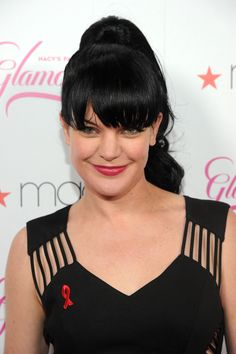 """It figures that Pauley Perrette would excel playing forensic scientist Abby Sciuto, the Goth lab rat on CBS' crime procedural, """"NCIS.""""On the job in her high-tech lair, Abby is an information . Beautiful Wife, Gorgeous Women, Louisiana, Ncis Abby Sciuto, Pauley Perrette Ncis, Pauley Perette, New Orleans, Ncis Tv Series, Kensi Blye"""