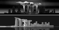 MAD architects - Rebuilt World Trade Center