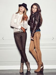 guess jeans look book - Google Search