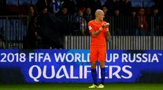 Robben gives up on WC qualification despite win