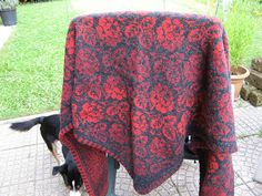Ravelry: NoraHa's A Rose Is a Rose Is a Shawl