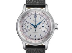 Watches By SJX: Habring2 Unveils Limited Edition Chrono COS for Ti...