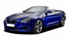 La #BMW #M6 cabriolet 2D, est une décapotable, puissante et luxueuse à la ligne allongée