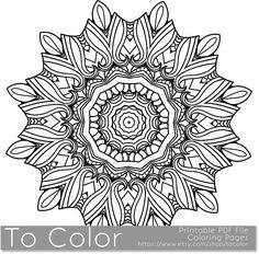 View more images from Creative Coloring Mandala Expressions