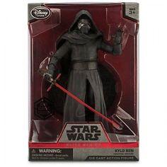 Disney Store Star Wars Elite Premium Figures Kylo Ren
