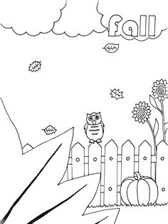Coloring Page Template Printing Page Template, Templates, Autumn Activities For Kids, Coloring Pages For Kids, Printing, Crafts, Stencils, Children Coloring Pages, Manualidades