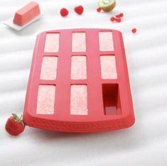 glaces fraises