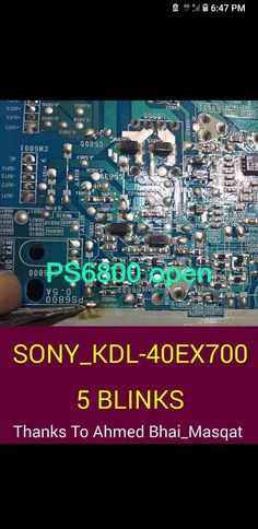 Sony Lcd, Sony Led Tv, Free Software Download Sites, Power Supply Circuit, Lcd Television, Electronic Circuit Projects, Led Board, Tv Services, Led Panel