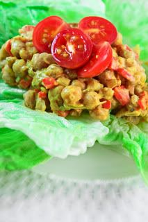 Quite Possibly The Best Chickpea Salad #vegan. Sounds great!
